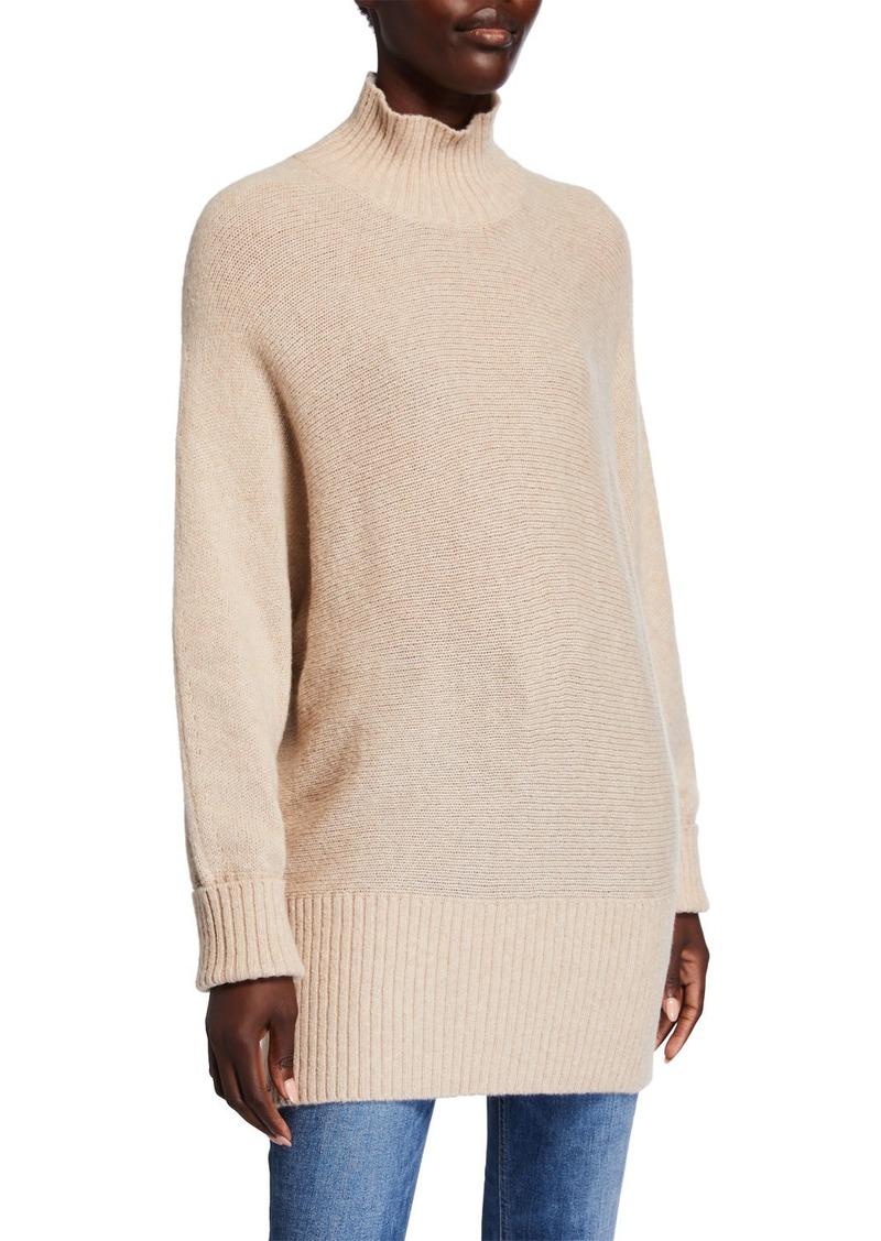 Lafayette 148 Turtleneck Dolman Sweater