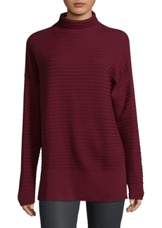 Lafayette 148 Turtleneck Wool Sweater