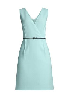 Lafayette 148 Valetta Wool Dress