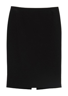 Lafayette 148 Vented Pencil Skirt