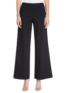 Lafayette 148 Wide-Leg Flared Pants