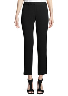 Yorkville Stretch Crepe Trousers