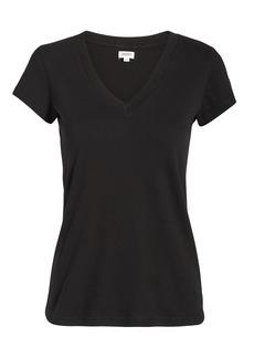 L'Agence Becca Black T-Shirt