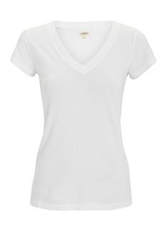 L'Agence Becca White T-Shirt