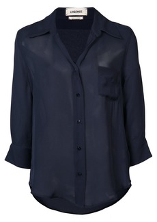 L'Agence casual shirt