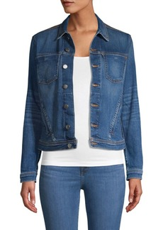 L'Agence Celine Cotton-Blend Jacket