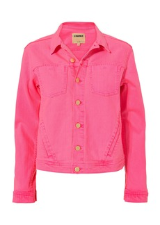 Celine Pink Denim Jacket