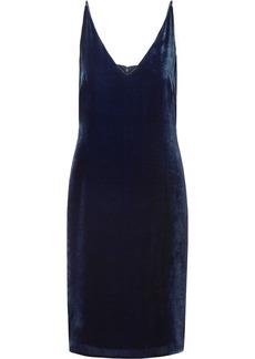 L'Agence Constance Velvet Dress