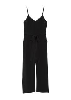 L'Agence Dia Silk Camisole Jumpsuit