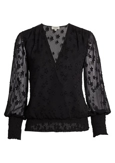 L'Agence Dulce Star Cross-Front Top