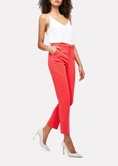L'Agence Eleanor Tailored High-Rise Pants