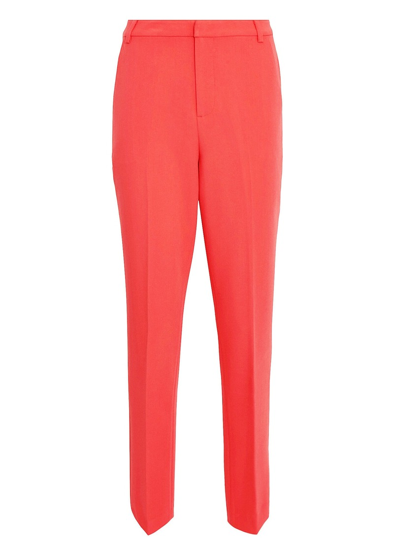 Eleanor Tailored High-Rise Pants