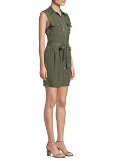 L'Agence Evelyn Military Dress