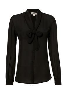 L'Agence Gisele Tie Blouse