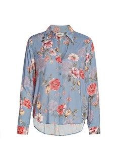 L'Agence Holly Floral Blouse