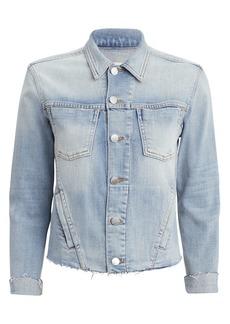 L'Agence Janelle Mojave Denim Jacket
