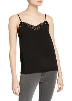 L'Agence Janet Lace-Trim Cami