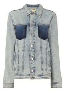 Karina Oversized Denim Jacket