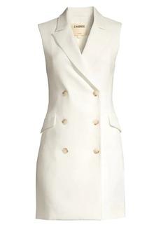 L'Agence Keely Blazer Mini Dress