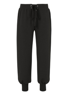 L'Agence Kosmo Lace-Up Sweatpants
