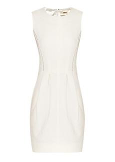 L'Agence Alexandra sleeveless ponte mini dress