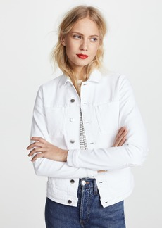 L'AGENCE Celine Distressed Jacket