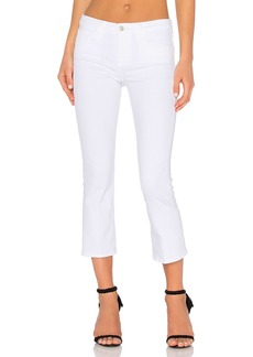 L'AGENCE Charlotte Cropped Flare Jean