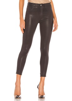L'AGENCE Coated Margot High Rise Skinny