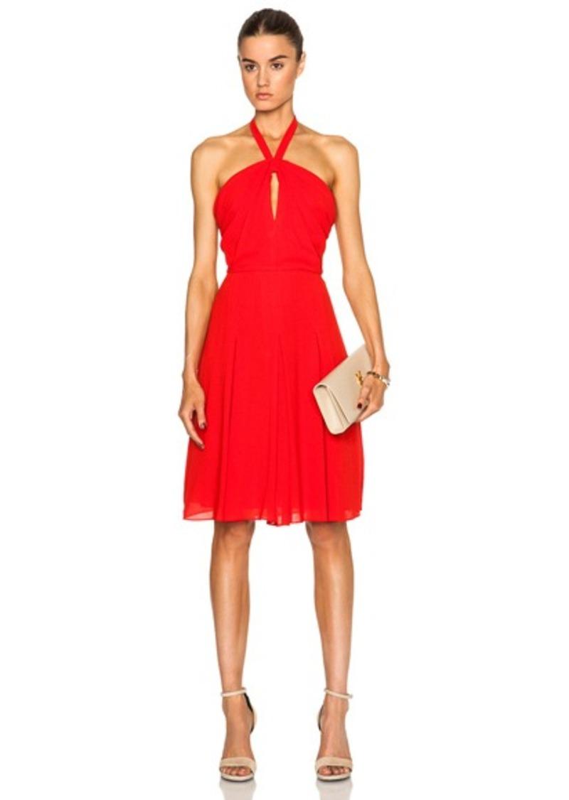 L'AGENCE Halter Dress
