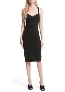 L'AGENCE Emma Body-Con Dress