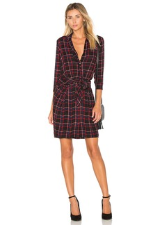 L'AGENCE Kendall Shirt Dress