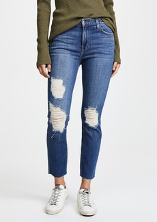 L'AGENCE Marcelle Slim Fit Jeans