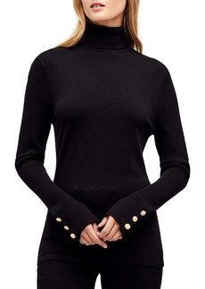 L'AGENCE Odette Turtleneck Sweater