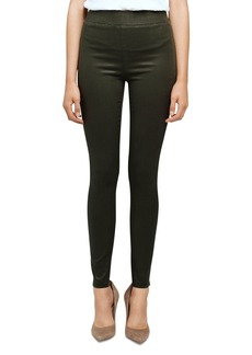 L'AGENCE Rochelle Pull On Coated Jeggings