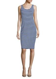L'Agence Roxanne Striped Tank Dress