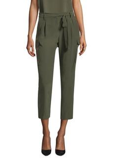 L'Agence Roxy Silk Cargo Pants