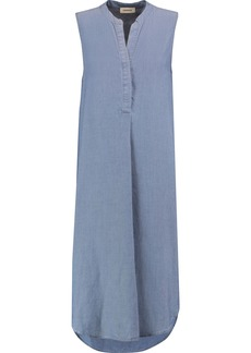 L'agence Woman Morocco Chambray Dress Light Denim