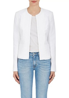 L'Agence Women's Bijou Floral Cotton-Blend Jacket