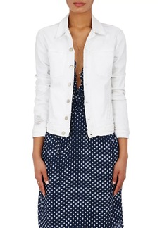 L'Agence Women's Celine Denim Trucker Jacket