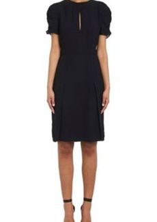 L'Agence Women's Crêpe Sheath Dress