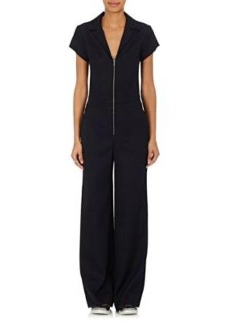 L'Agence Women's Ella Zip-Front Jumpsuit