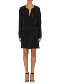 L'Agence Women's Ellie Silk Dress