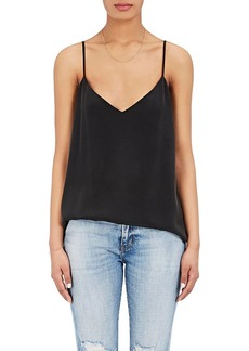L'Agence Women's Jane Washed Silk Cami