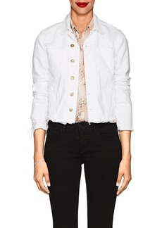 L'Agence Women's Janelle Denim Jacket