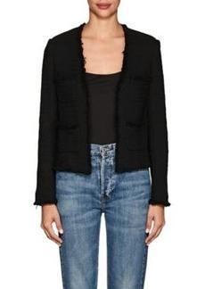 L'Agence Women's Jules Tweed Jacket