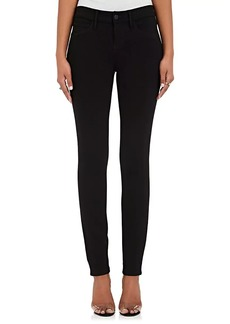 L'Agence Women's Loulou Mid-Rise Skinny Pants