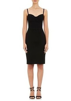 L'Agence Women's Michelle Jersey Bustier Dress