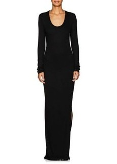 L'Agence Women's Olympia Maxi Dress