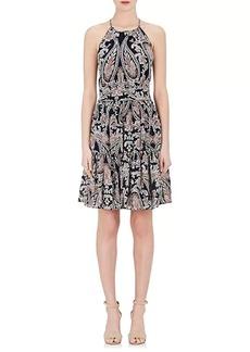 L'Agence Women's Paisley Silk Dress
