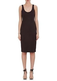 L'Agence Women's Roxanne Sleeveless Sheath Dress